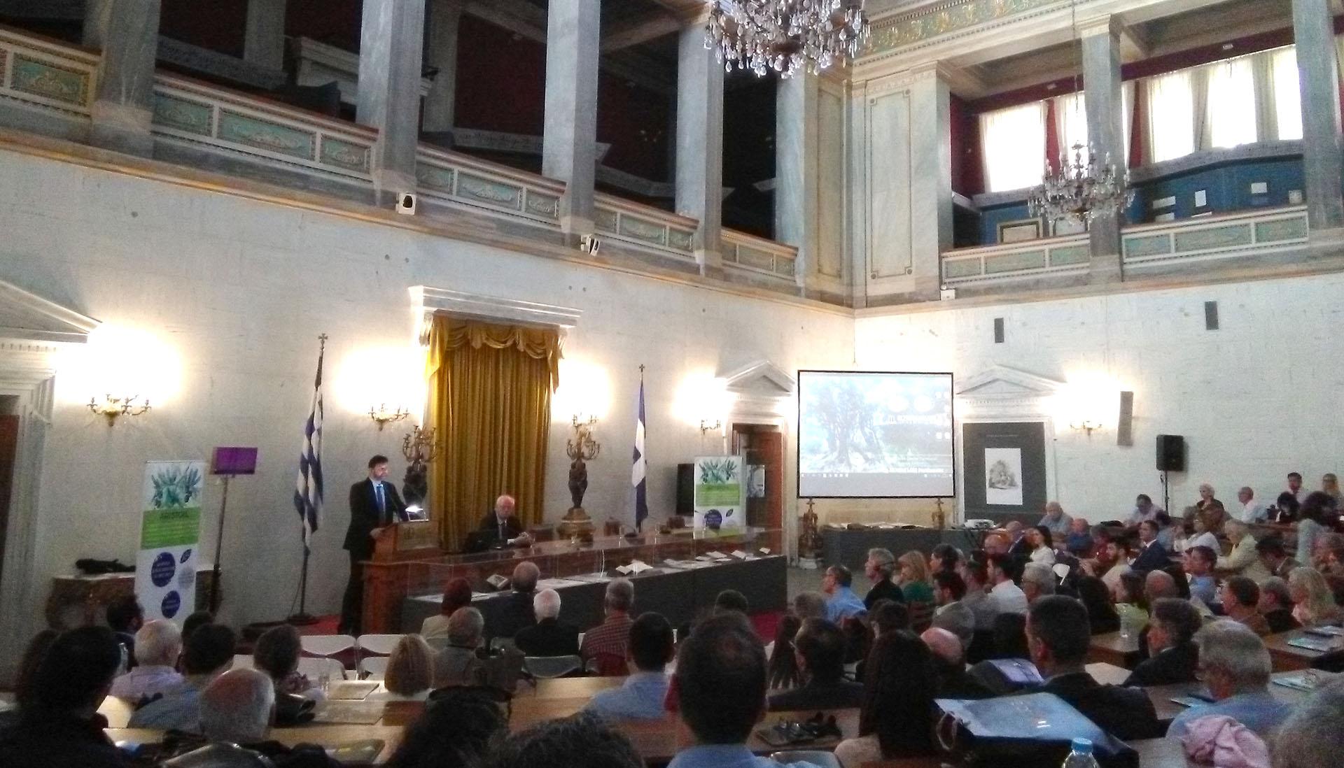 Εθνικό Συνέδριο ARISTOIL στην Παλαιά Βουλή και απονομή βραβείων Olympia Health & Nutrition Awards 2019