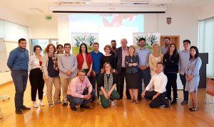 5η συνεδρίαση της διευθύνουσας επιτροπής ARISTOIL στο Σπλίτ της Κροατίας